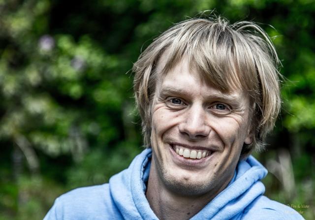 Erik Wickström porträttbild