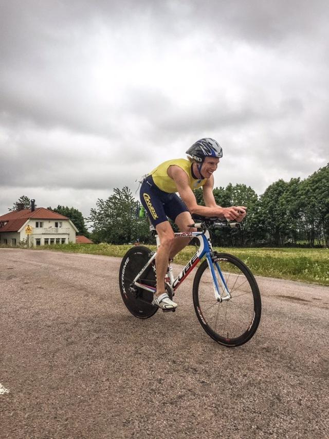 Tempocykel Borås Triathlon 2016