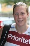 Maria Nordström, silver damer 15 km masstart rullskids-SM Norrköping 2016