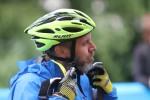 Håkan Huselius körde sprintstafetten dagen efter. Kul! Huselius skidsport heter hans butik i Lund.