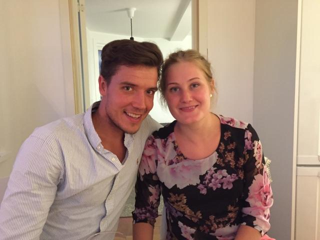 Rickard och Marika