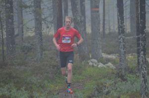 Någonstans i skogen. Foto: Johan Trygg (övriga bilder av Martin/Tobias/mig)