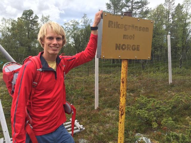 Nära till Norge