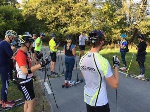Tekniklektion rullskidor CCC1000 september 2016