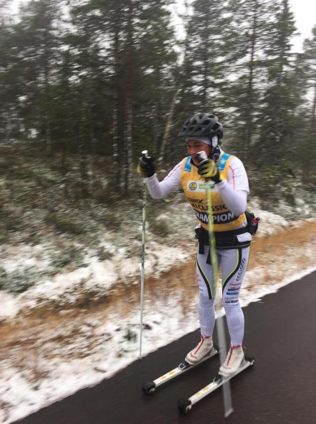 Marie Wikström har ett bra efternamn, dock