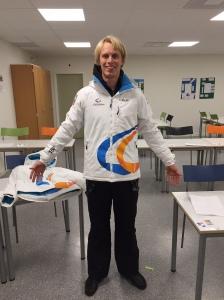 Kläder för världscupen i Ulricehamn 2017
