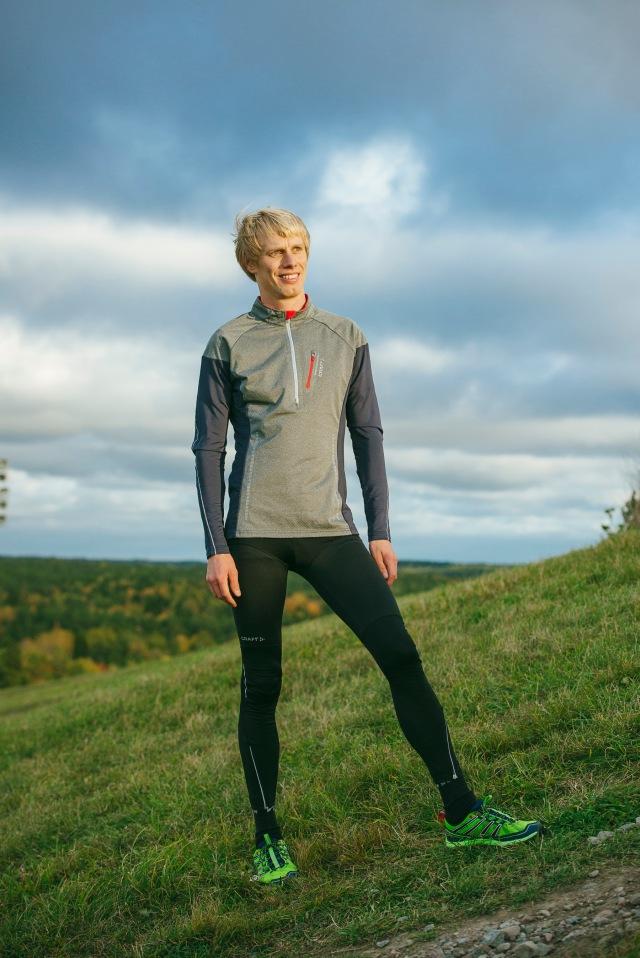 Porträttbild helkropp Hammarbybacken. Foto: Luca Mara.