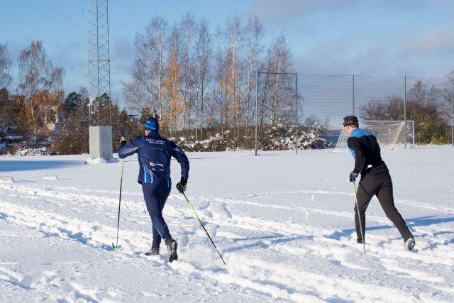 Bosön Ski Center. Foto: Sofie Lantto.