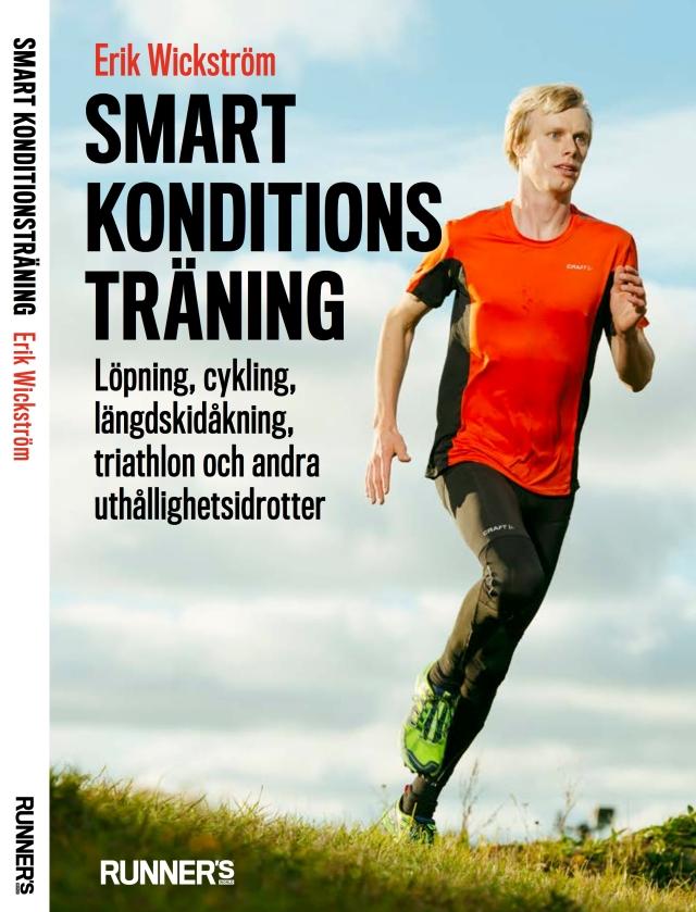 Smart konditionsträning, omslag.