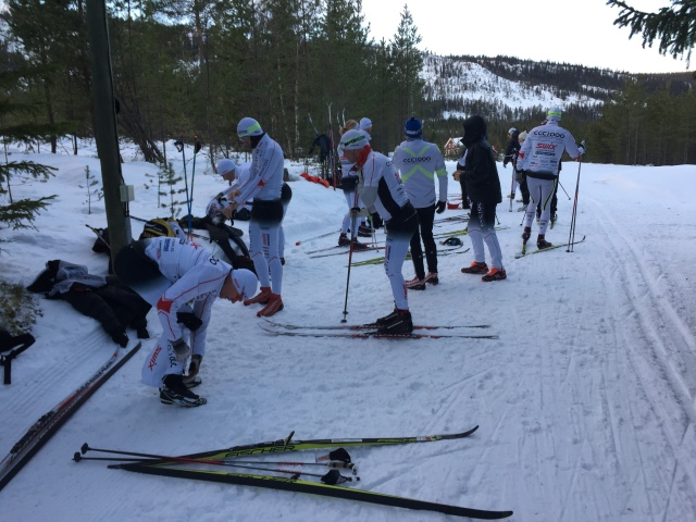 CCC1000 Storhogna Open avgjordes i år på elljuspåret i Klövsjö