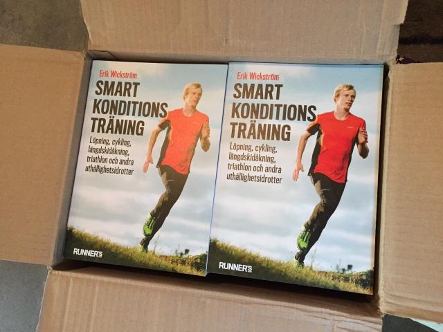 Smart konditionsträning - Löpning, cykling, längdskidåkning och andra uthållighetsidrotter