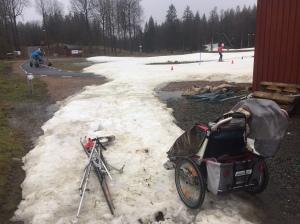 Fantastiskt att Borås har haft 700 meter bra spår i en månad redan