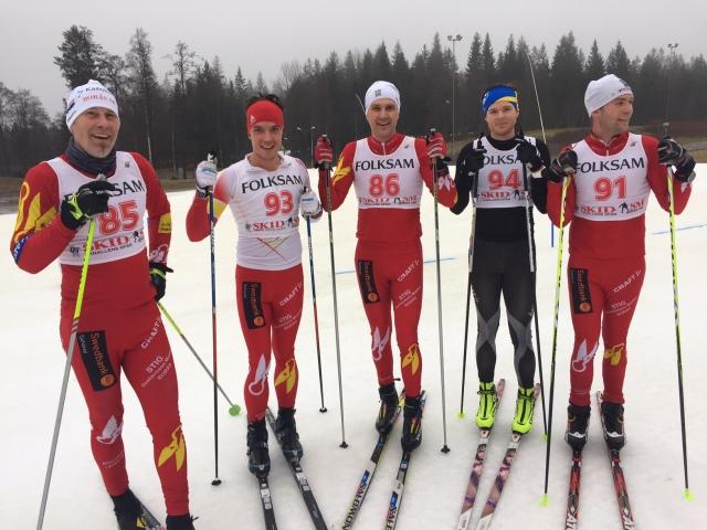 Borås SKs poängtävling