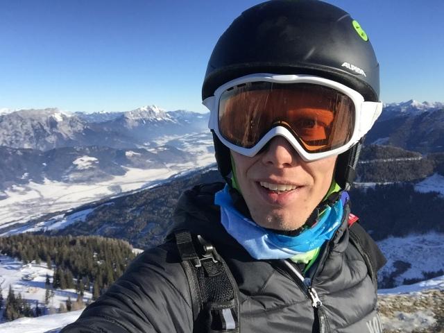 3-4 timmar slalom kändes i benen.