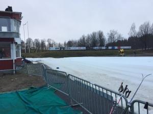 Borås skidstadion 26 dec 2016