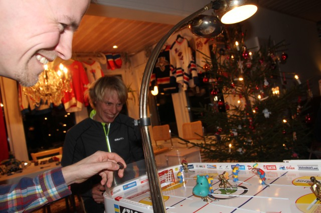 Bordshockey-VM 22 dec 2016