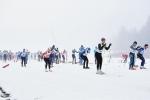 Starten Borås Ski Maraton 2017