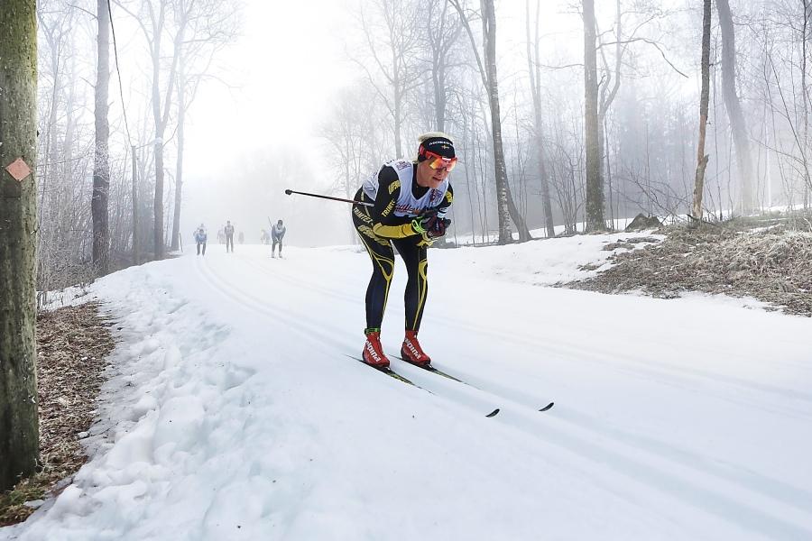Anna-Karin Jonsson tog en andraplats