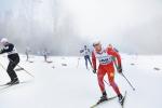 Alltid starka Jonas Hagberg har satsat mer på enduro än skidåkning i vinter.