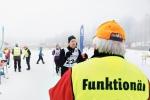 Funktionär i Borås Ski Maraton 2017