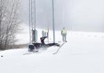 Borås Ski Marathon krasch. Foto: Tomas Eriksson, Studio Bildbolaget.
