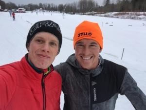 Jonas Colting och jag är kanske de två största fansen av staden Borås