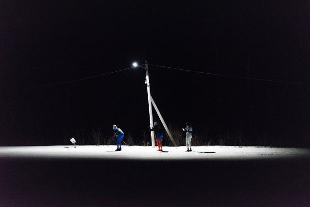 24-timmars natten. Foto: Magnus Östh.