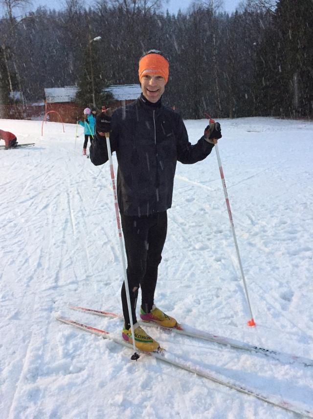 Johan Ingemarsson åkte Vasaloppet 1995 på tiden 5:07:26, vilket renderade en 443:e-plats. I sann orienteraranda åker han fortfarande på samma utrustning. 2018 gör han comeback i Vasaloppet. Utrustning oklar.