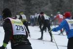 Första backen i Vasaloppet. Stafettvasan 2017.