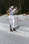 Oskar Svärd vann H40 alla tre dagarna.