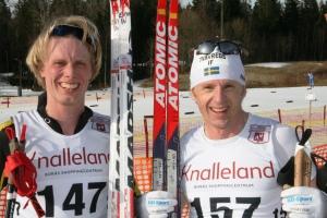 Oskar Svärd slog mig med en dryg minut på 11,2 km. Jag var däremot före Dan Moberg och hade därmed dagens näst snabbaste tid.