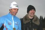 Oskar Svärd och Tobias Westman