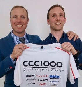 CCC1000 Syd. Fredrik Erixon och Erik Altenstam.
