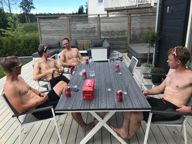 Altanhäng hos Johan Kanto