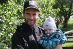 Martin Erlandsson och jag bodde grannar på Norrby våren 2007. Superkul att ses i lördags, snackade fina minnen.