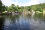 Starten Borås triathlon 2017 sprinten