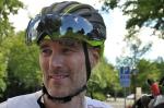 Tobias Westman, född 1973, blev topp 10. Jag är impad av Sveriges Mr Rullskidor!