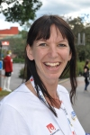 Maria Krafft Helgesson, general för SM-veckan