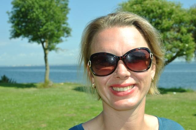 Ellen Lindell, min syster