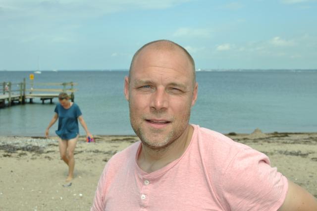 Erik Lindell, min systers man