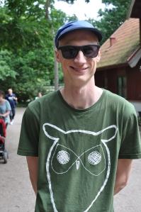 Viktor Bengtsson och ett par av hans vänner tog en skidlektion med mig för några år sedan. Nu bor han i Luleå och har en otäckt lång skidsäsong.