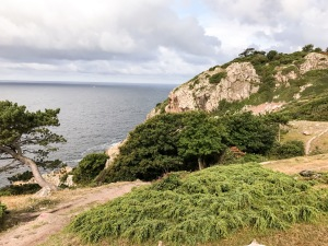 Skåneleden på Kullaberg