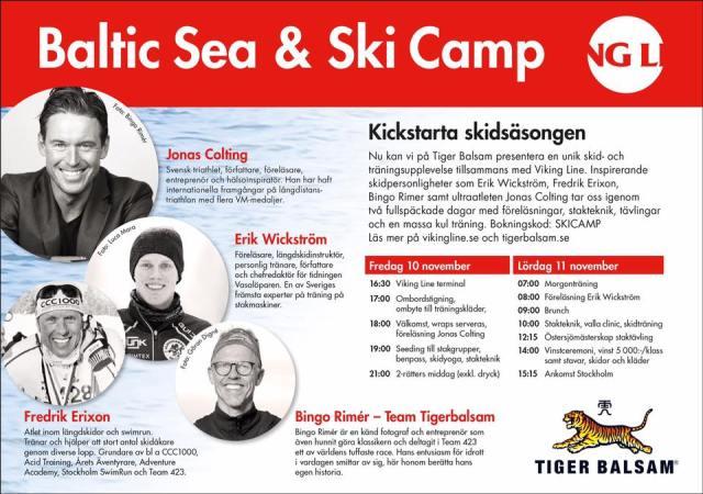 SkiErg Viking Line nov 2017