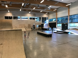 Borås inomhusskatepark