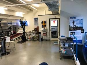 Jag gick förbi Aktivitus nya lokaler efter skiddagen i Skidome i lördags. Det är det fjärde Aktivitusstället i Göteborg jag varit på. Först GLTK-hallen, sedan Kvibergs kaserner, sedan annan plats i Kviberg Park.