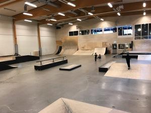 Lundby skatepark