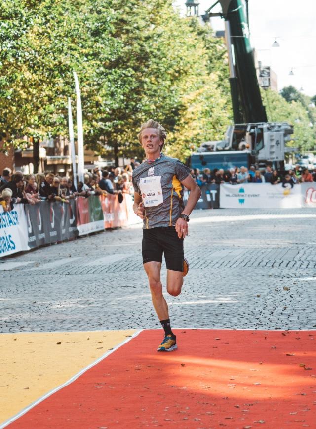 Kretsloppet 2017 målgång. Foto: Love Ljungström.
