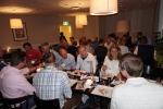 CCC1000-middag på Selma Spa. God trerätters med dryck.