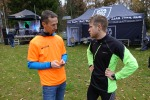 Daniel Assarsson arrangerar Borås Ultramarathon i vår. Sebastian har jag sprungit ett par intervallpass med på slutet.