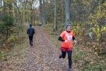 Rya Åsar Trail Run. Slutet av banan.
